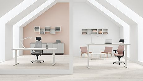 Desks Amp Office Tables For The Flexible Workplace