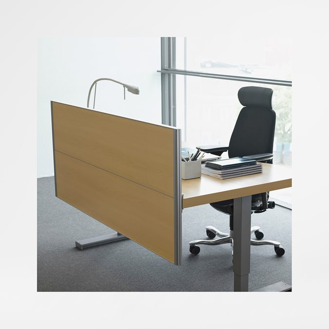 Rezon Desktop screens Desk Screens - Office Furniture | Kinnarps