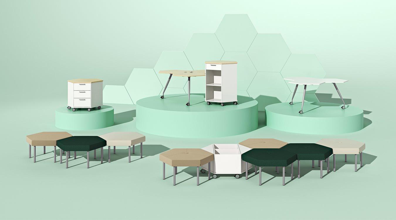 Arredamento E Casalinghi Bergamo.Kinnarps Swedish Made Office Furniture Since 1942
