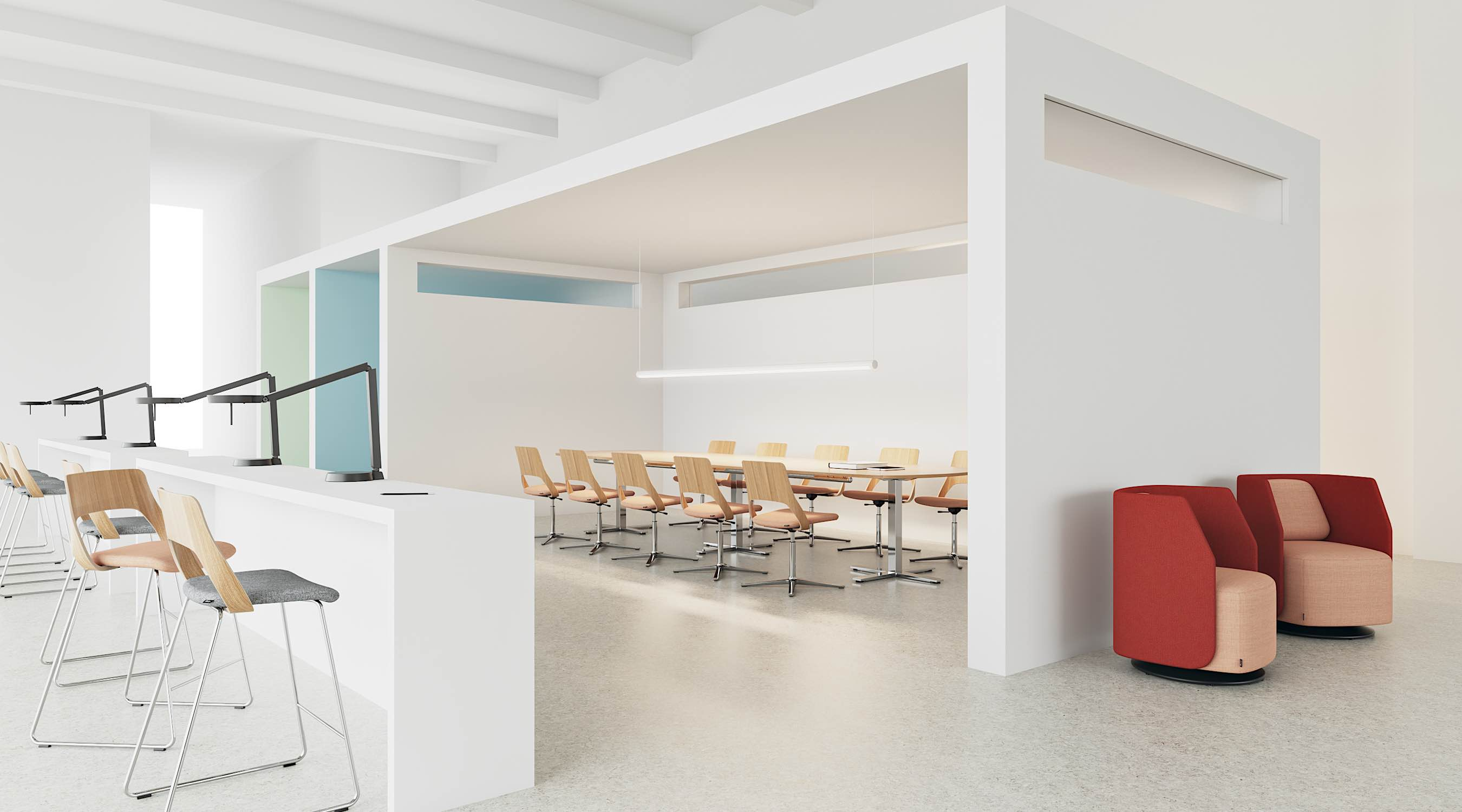 Workspace Solutions With Love From Scandinavia