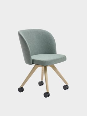 Humlan Chairs - Office Furniture | Kinnarps