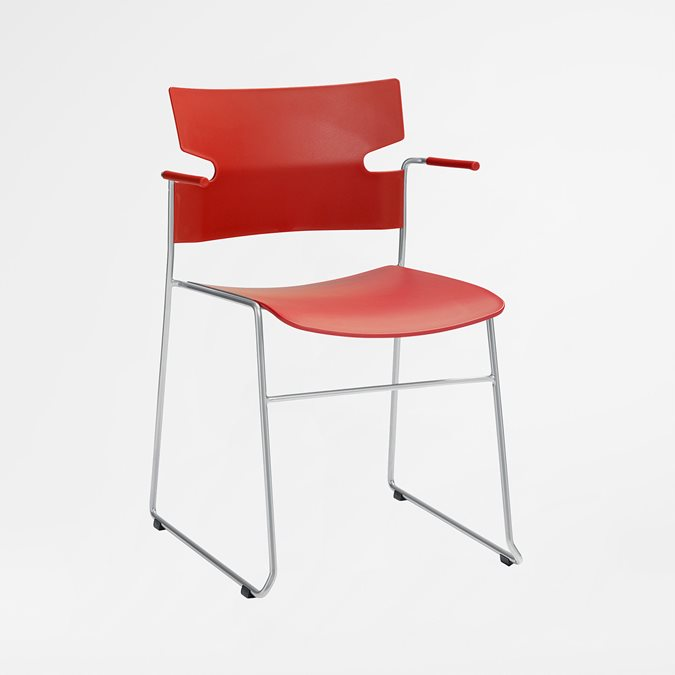 Stack Chairs - Office Furniture | Kinnarps