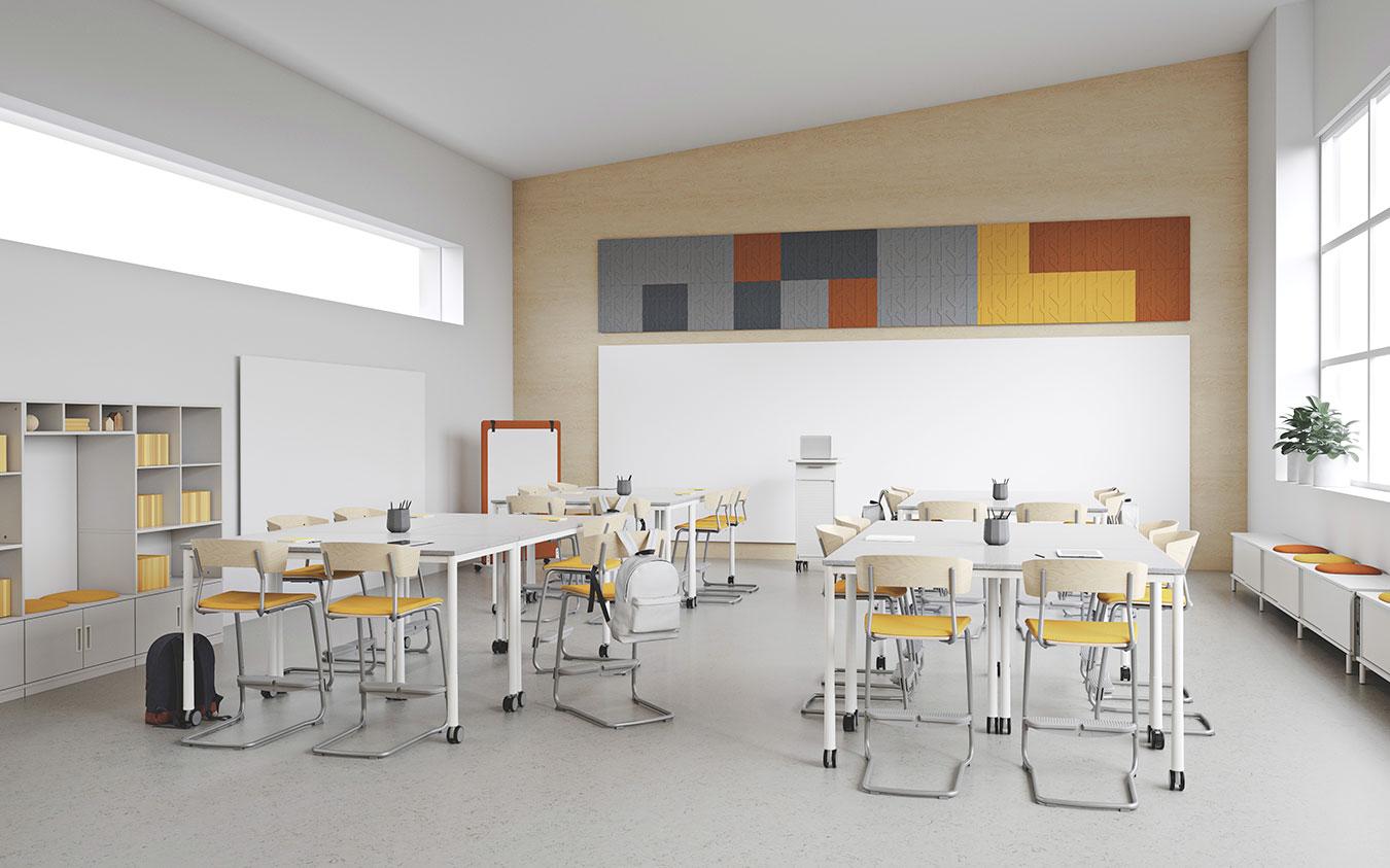 How Do You Create Good Ergonomics At School Knowledge Kinnarps,Backyard Kitchen Designs Photos